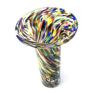 Jarrón florero Multicolor
