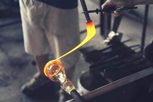 blownglass mallorca lafiore - Cristal soplado Mallorca