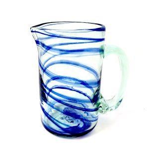 jarra vidrio mediterraneo mallorca