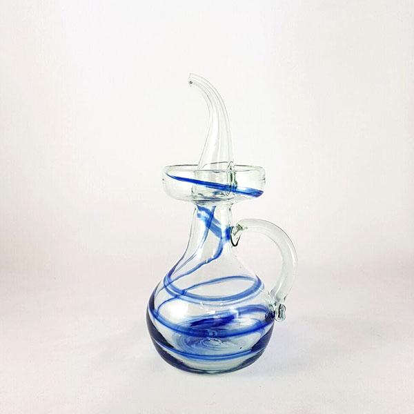aceitera mallorquina aguas azul lafiorecom 1 - How to Clean the Oil Bottle