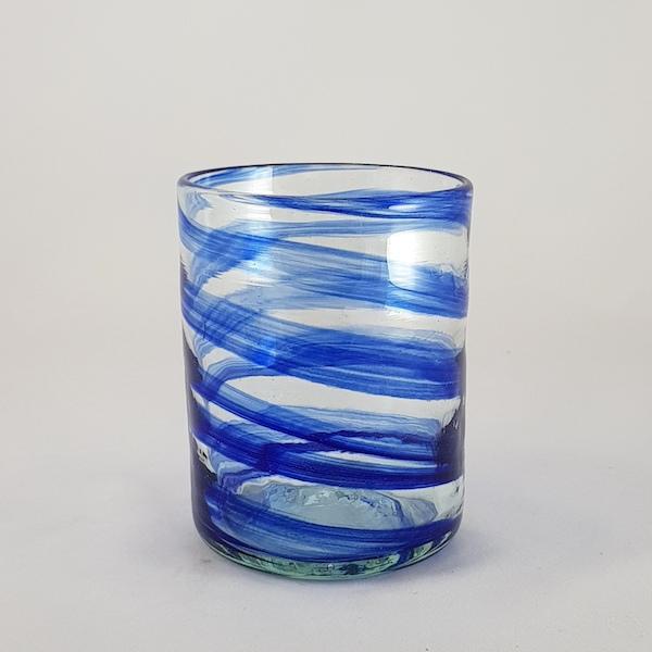 glass mare blue lafiore.com  - Glass Blue Mare