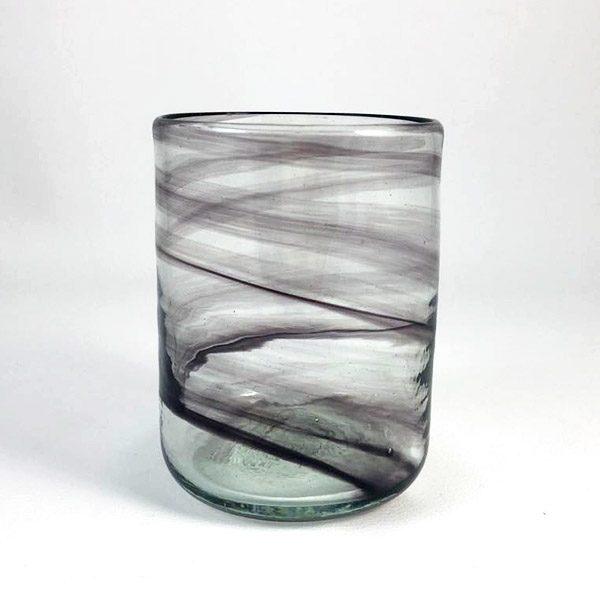 vidrio artístico handmade aguas nero