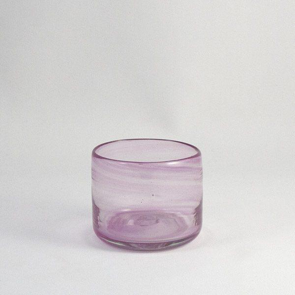 Pot Vaso Cuenco Pink Lafiore