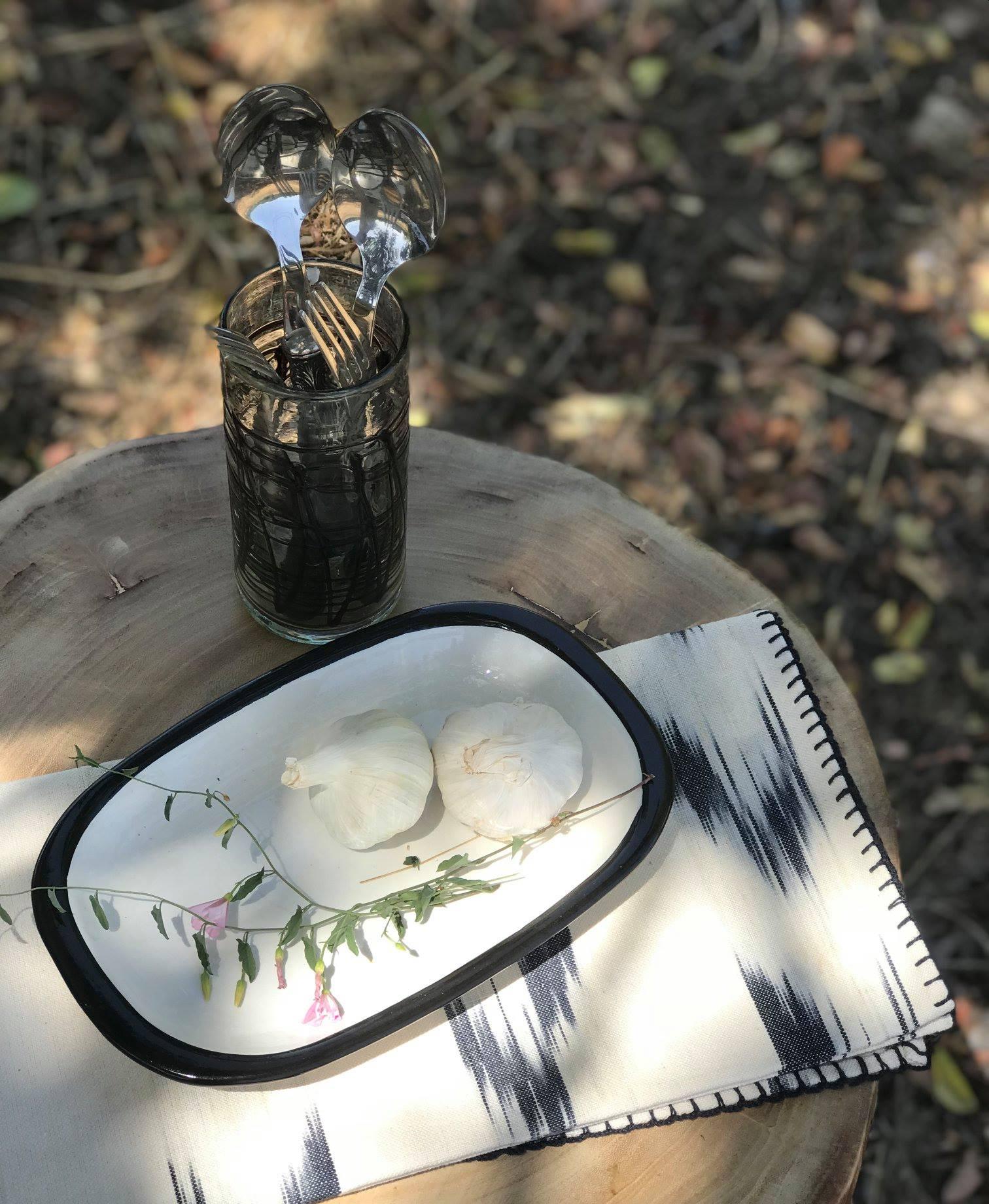 vaso de vidrio teixits vicens ceramica