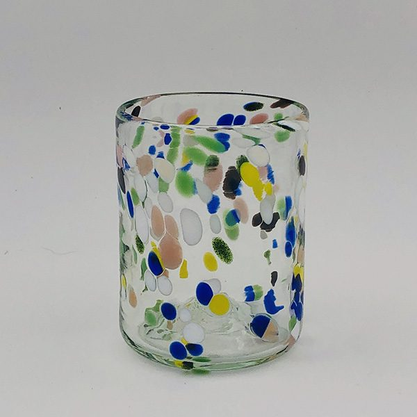 vaso glass colors mallorca Lafiore.com  600x600 - Glass Colour Dots