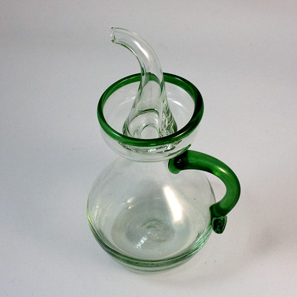 aceitera art formentor verde 600x600 - Oil Decanter Art Formentor