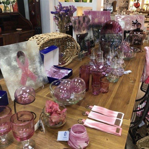 vidrio rosa lafiore.com  600x600 - Home, Lifestyle & Select Store