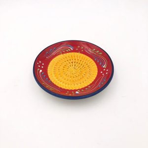 rasca ajos rojoamarillo 300x300 - Garlic Grater Orange