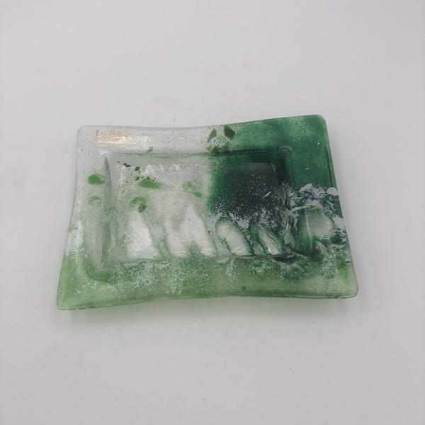 green fusing mallorca plate 1 - Plate Fusion Verdos