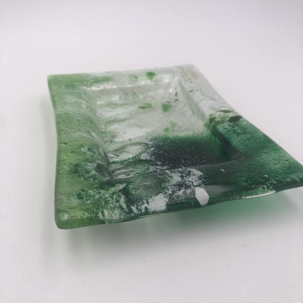 green fusing plato lafiore - Plate Fusion Verdos