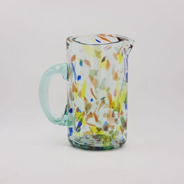 jarra pticher terrazo y glass 600x600 - Jarra Terrazzo Y