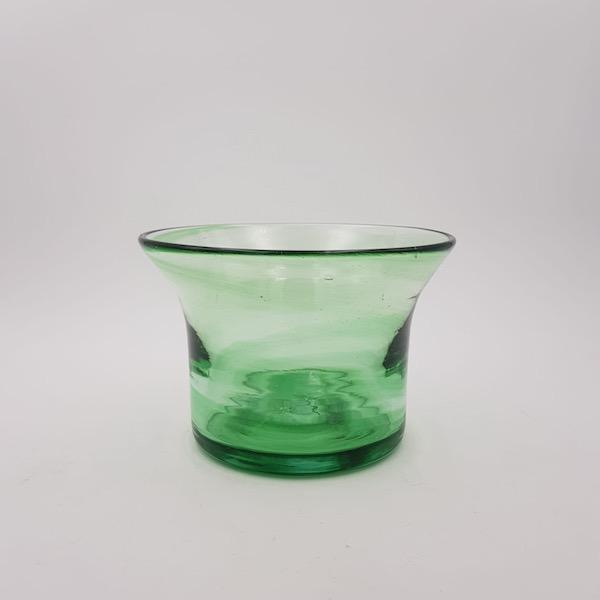 cubitera vidrio mallorca verde - Ice Bucket Green Sea