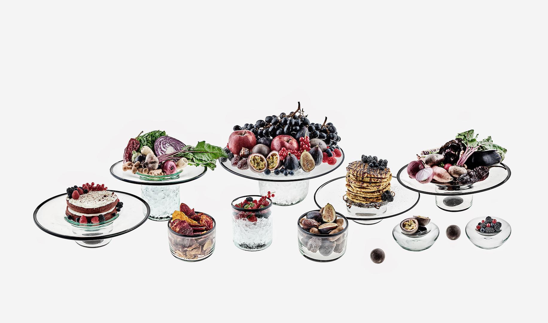 lafiore VIU web handmade - VIU Collection, buffet glas