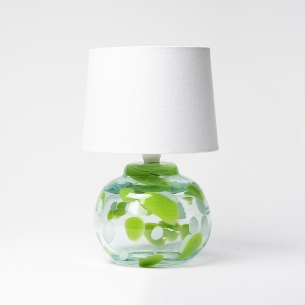 Green Dots Lamp