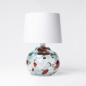 Red Dots Lamp