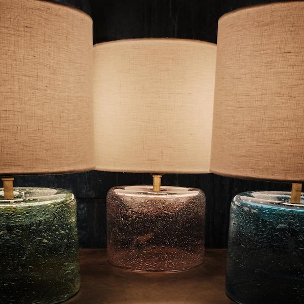 Lamp Aigo BlownGlass Spain - AiGo Cel Lamp