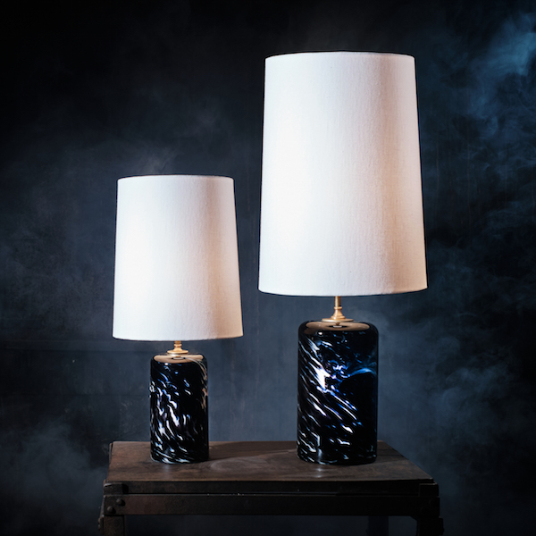Lamp Collection Negret duo blownglass - Negret Lamp S