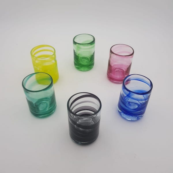 chupitos shots lafiore - The Little Glass