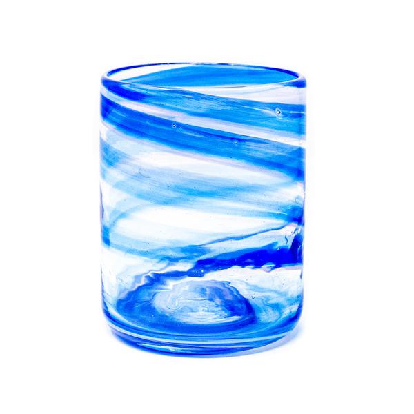 blue mare - Vaso de Vidrio Mare Azul