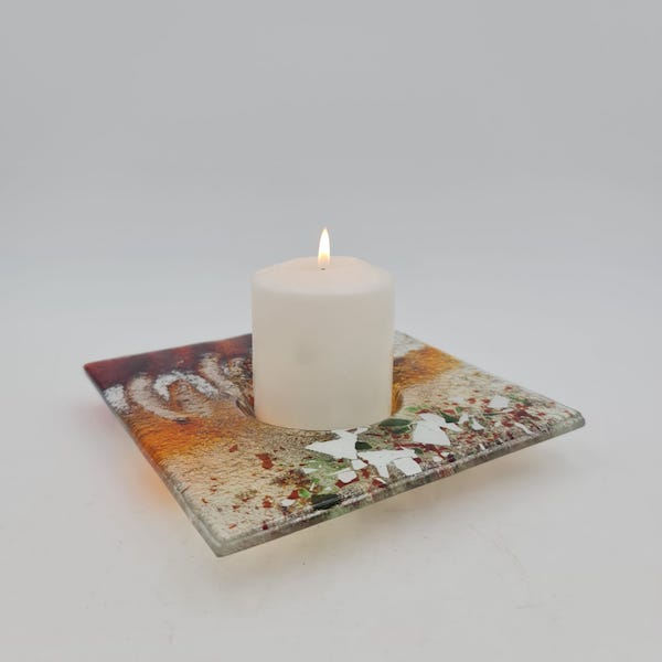candle glass lafiore.com  - Terracota Candleholder