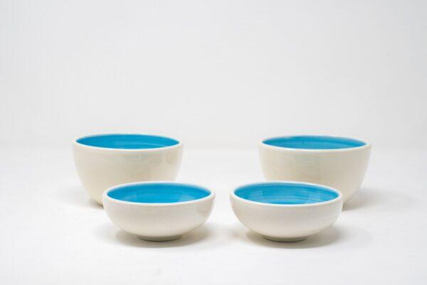 2d707d82 e9b0 451a aa13 021636f88e93 600x401 - Set 4 Bowls Ceramic Cel
