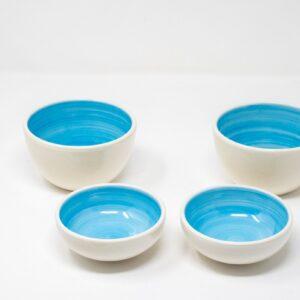 IMG 9513 300x300 - Set 4 Bowls Ceramic Cel