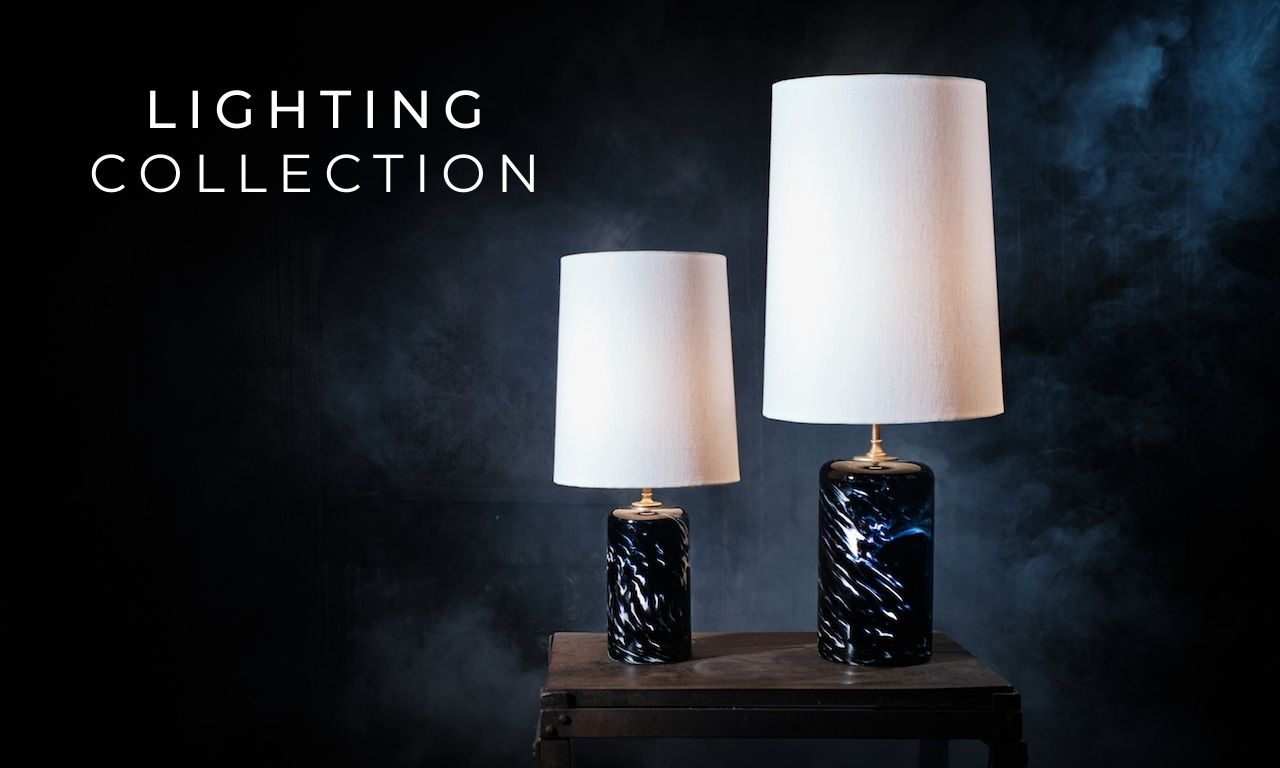 Lighting Collection 1 - Lafiore Glass