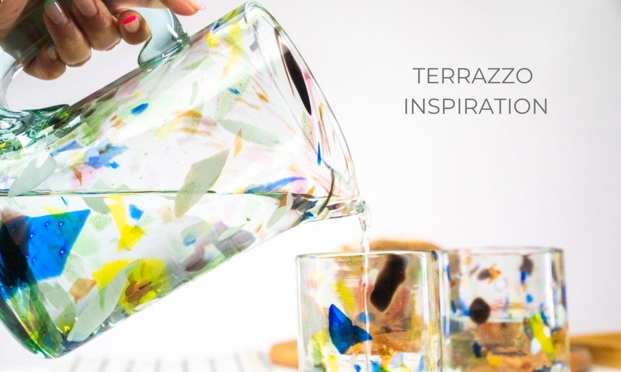 Terrazzo - Lafiore Glass
